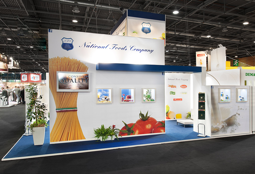 Fairs and Events | National Foods Company | Tomato paste